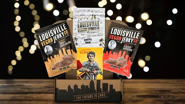 Satisfy Your Cravings with Louisville Vegan Jerky