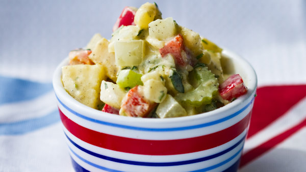 Vegan Recipe: Potato Salad