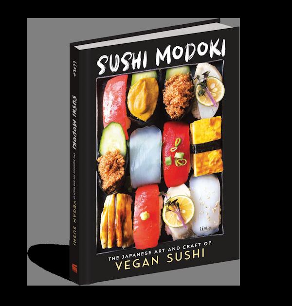 Sushi Modoki book