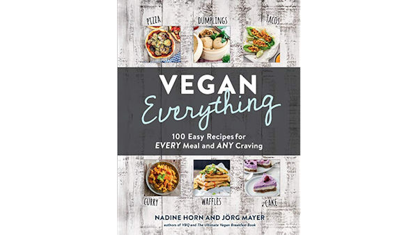 Vegan Everything book