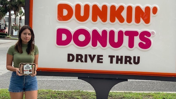 Johns Hopkins Student Wants Dunkin' to Add Plant-based Sausage