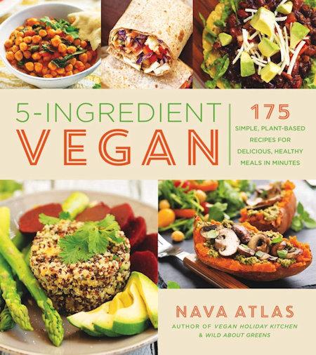 5-Ingredient Vegan book