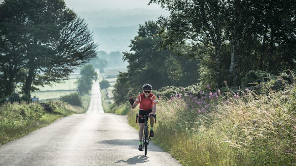 Vegan Athlete, Adrian Beckett, Completes Everesting Challenge