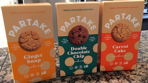 Partake in These Allergy-Friendly Cookies So Good Jay-Z Invested in Them