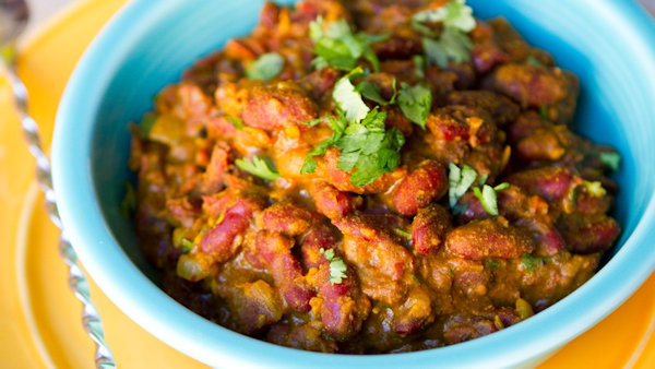 Vegan Recipe: Punjabi Rajma