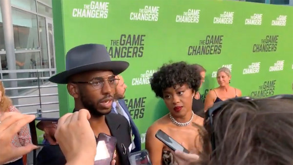 Interviews from The Gamer Changers Movie Premiere Red Carpet
