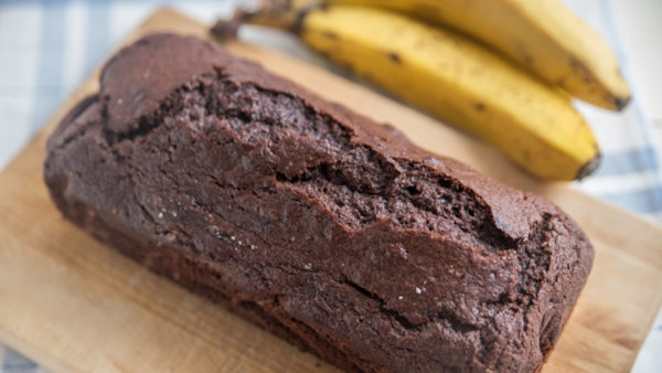 Vegan Recipe: Chocolate Lovers' Banana Bread