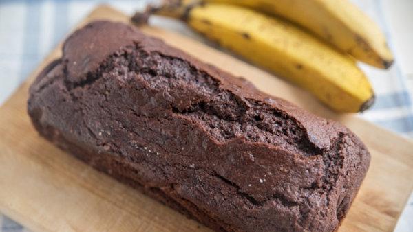 Chocolate Lovers Banana Bread