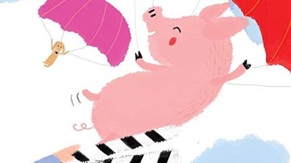 New Vegan Children's Books: The Pig Who Made it Big