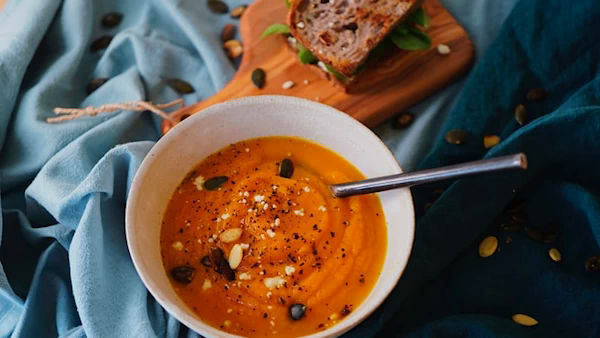 Vegan Recipe: Chipotle Pumpkin Soup