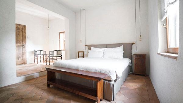 Agrivilla i pini guestroom