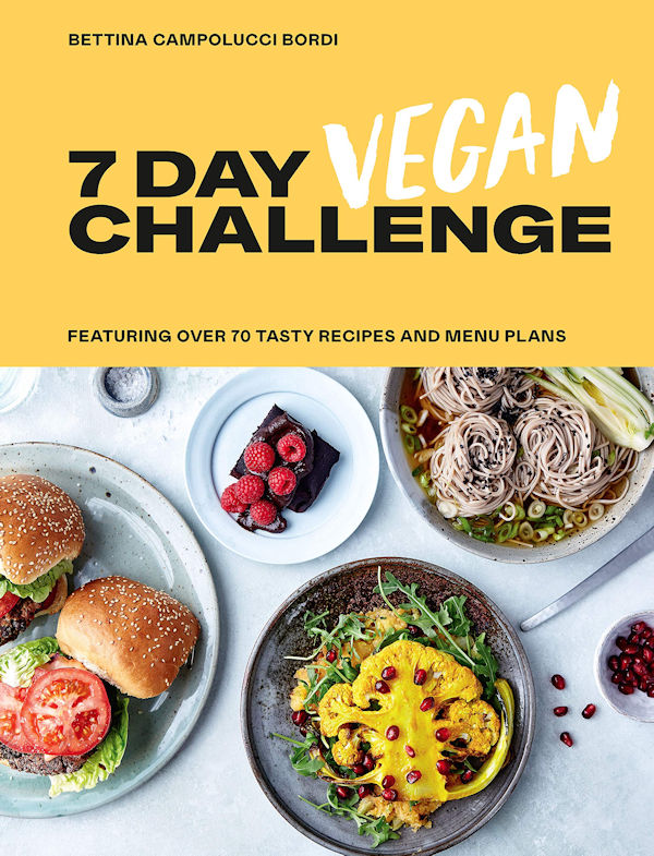 7 Day Vegan Challenge meals