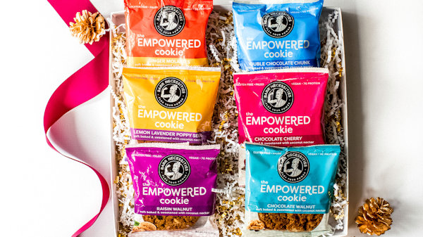 Celebrate Veganuary with The Empowered Cookie