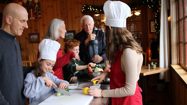 Plant-based Family Getaway to Help Overcome Picky Eating