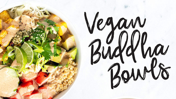 Vegan Buddha Bowls: Easy, Healthy Recipes to Feel Great from the Inside Out