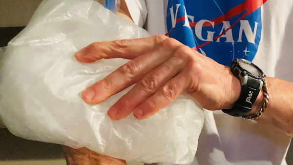 ice pack inflammation