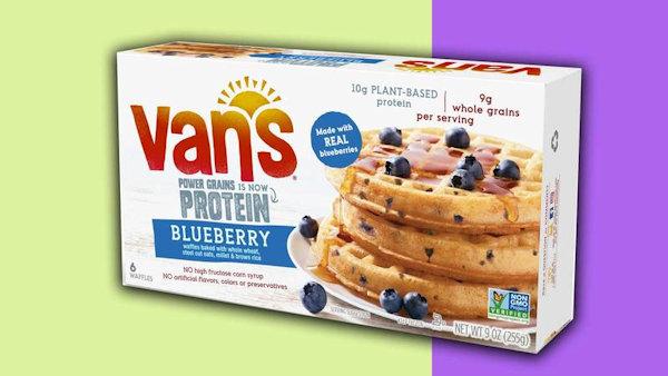 Vans Vegan Waffles